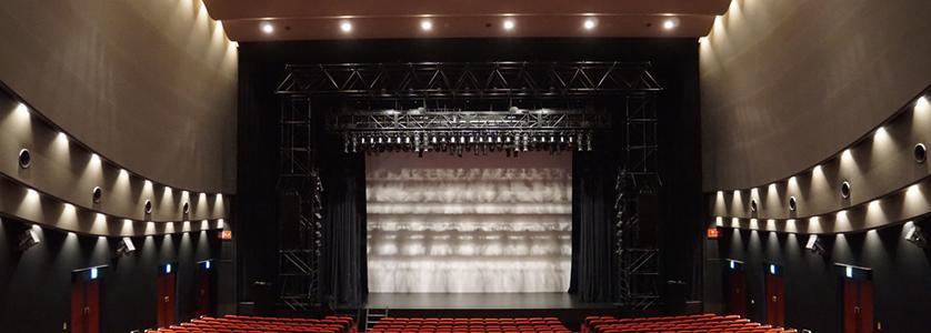 都内劇場型イベントホール リノベーション工事